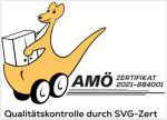 AMÖ Zertifikat